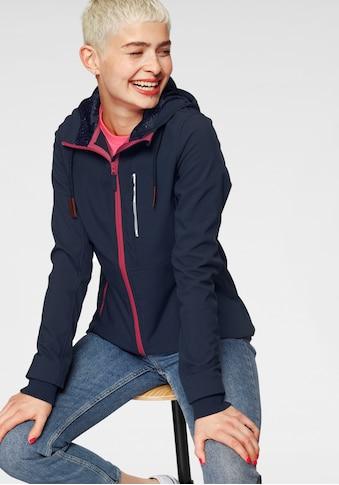 Ocean Sportswear Softshelljacke »Funktionen: Atmungsaktiv, wind- und wasserabweisend«,... kaufen