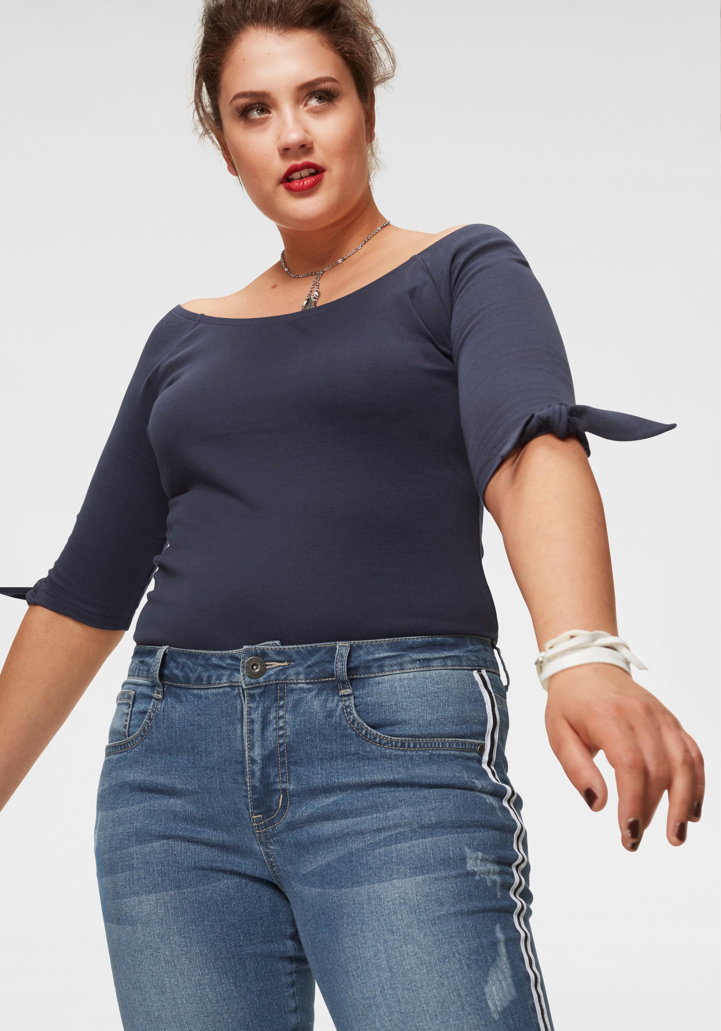 Image of Arizona Carmenshirt »Off-shoulder«