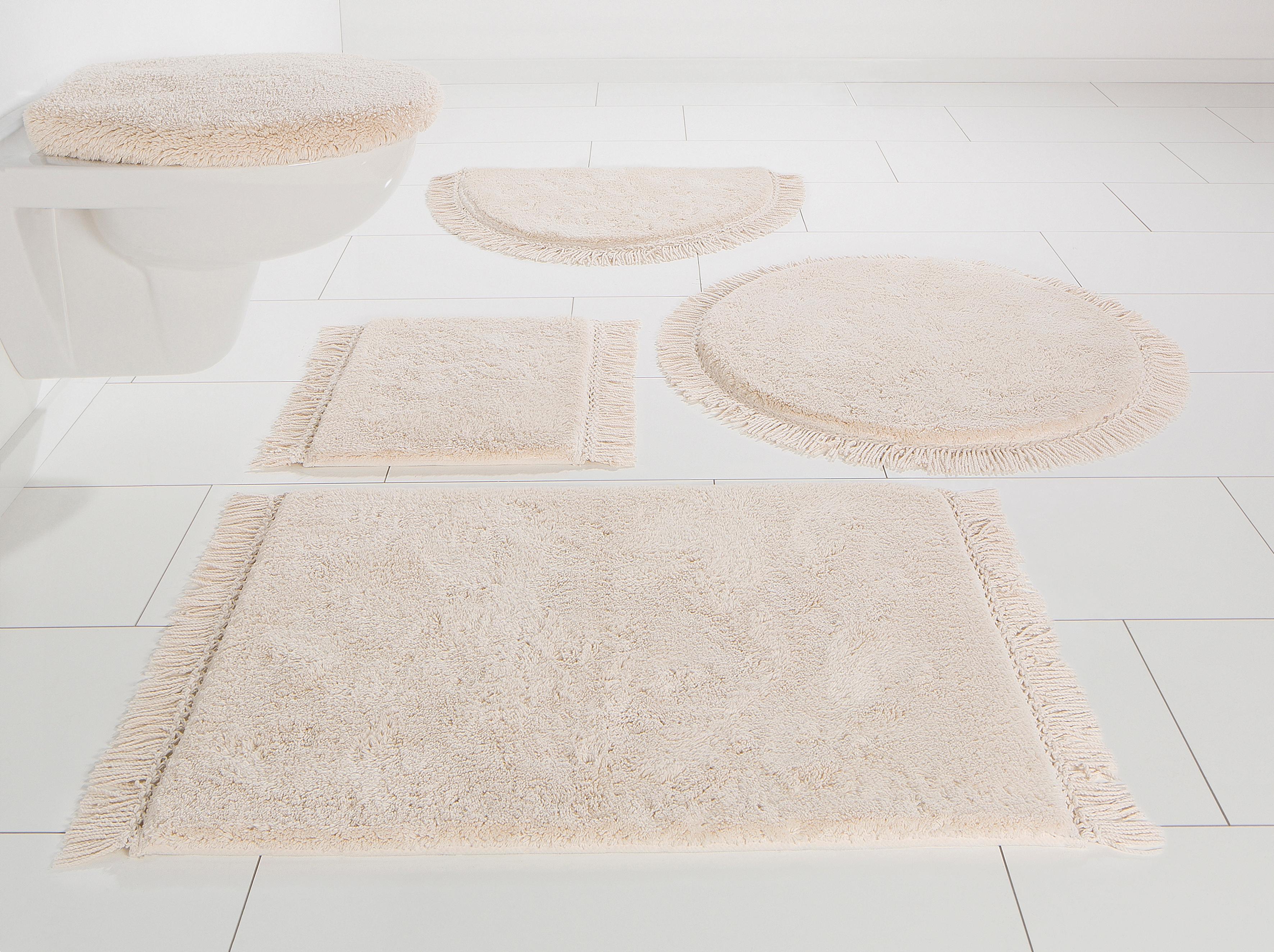 Image of Badematte »Finca«, Home affaire, Höhe 16 mm, rutschhemmend beschichtet, fussbodenheizungsgeeignet