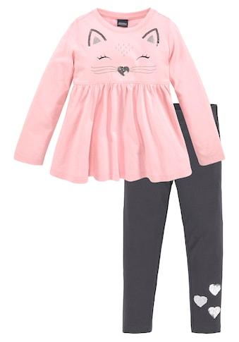 Arizona Langarmshirt & Leggings (Set) kaufen