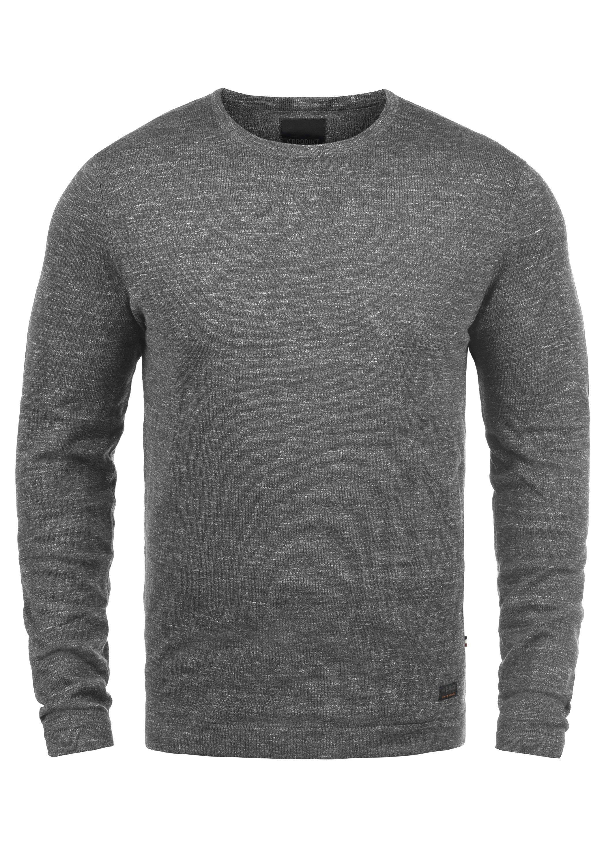 PRODUKT Rundhalspullover Primus | Bekleidung > Pullover > Rundhalspullover | Grau | Produkt
