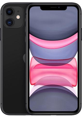 """Apple Smartphone »iPhone 11, 4G«, (15,5 cm/6,1 """", 64 GB Speicherplatz, 12 MP Kamera) kaufen"""