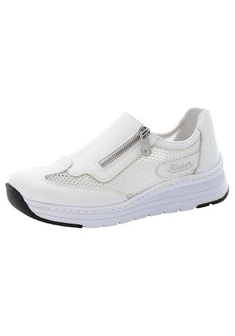 Rieker Sneaker, mit seitlichem Reissverschluss kaufen