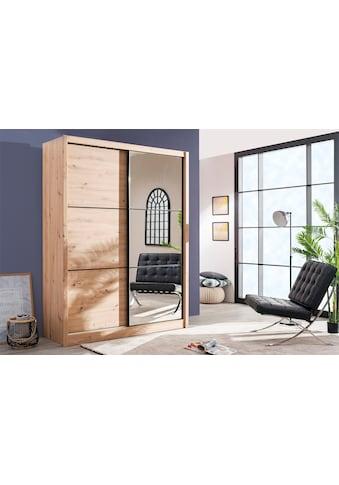 Schwebetürenschrank »Navara«, mit Spiegel kaufen