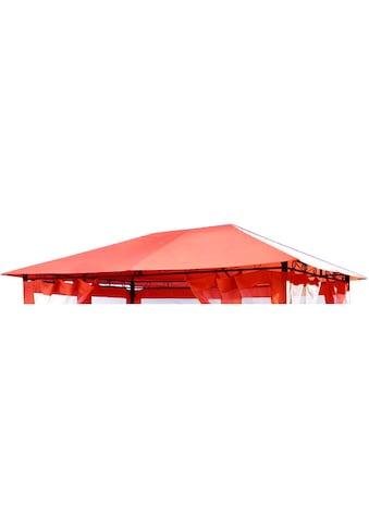 GRASEKAMP Ersatzdach für Pavillon »Rimini/Amalfi«, BxL: 390x293 cm kaufen