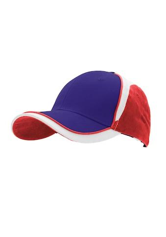 Result Baseball Cap »Unisex Länder Flaggen Baseball Kappe« kaufen