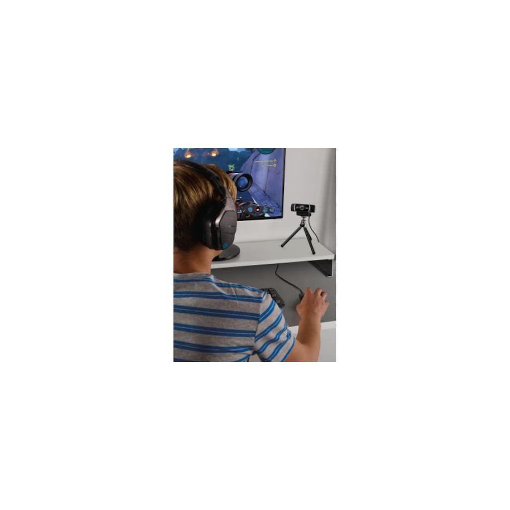 Logitech Webcam »C922 Pro Stream«