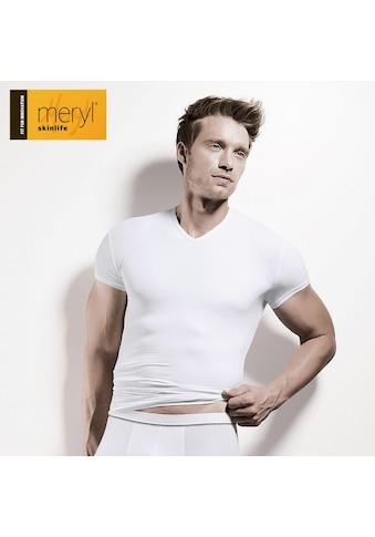 Isa Unterhemd »kurzarm V-Ausschnitt - Skinlife« kaufen
