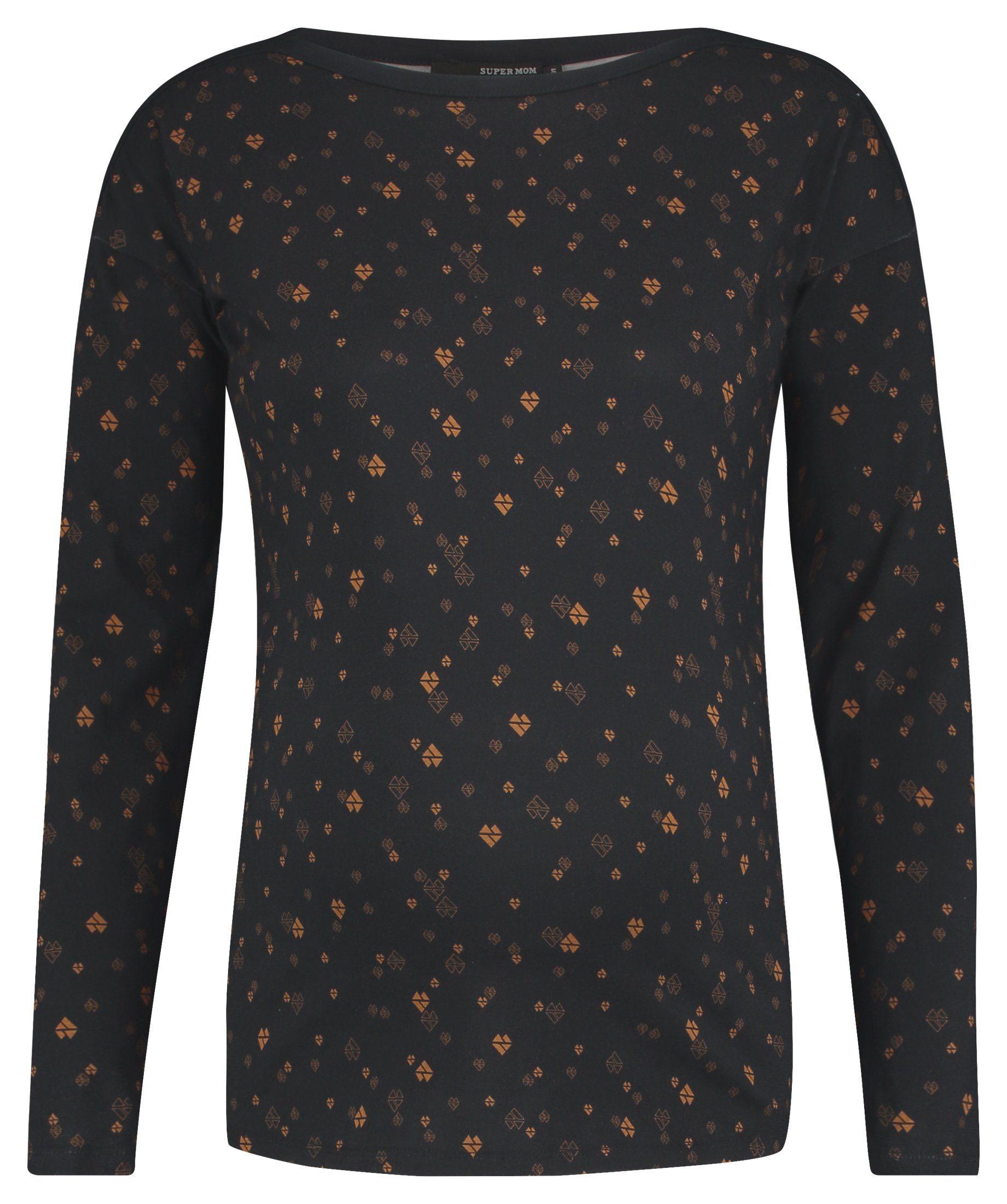 2a2d2dc88cbf09 Damen Langarmshirt Print Preisvergleich • Die besten Angebote online ...