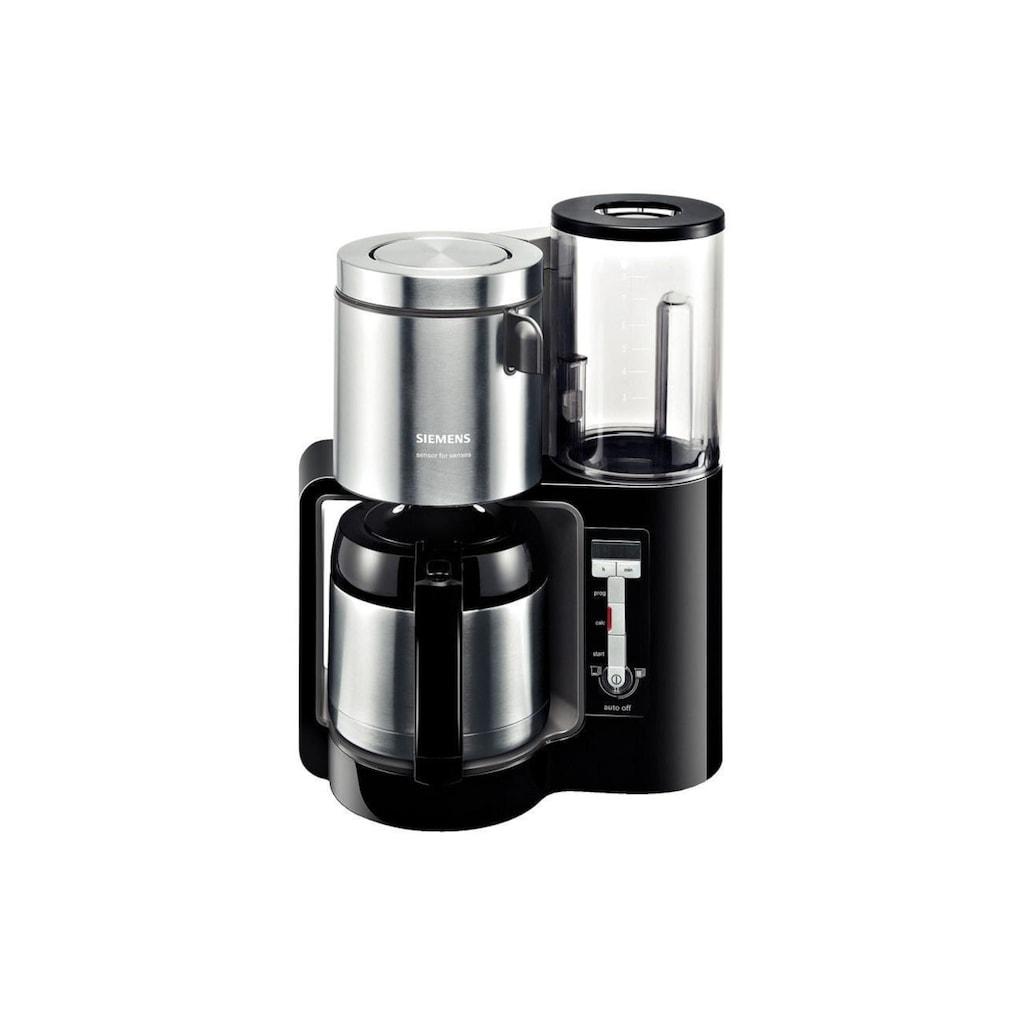 SIEMENS Filterkaffeemaschine »TC86503«, 1x4