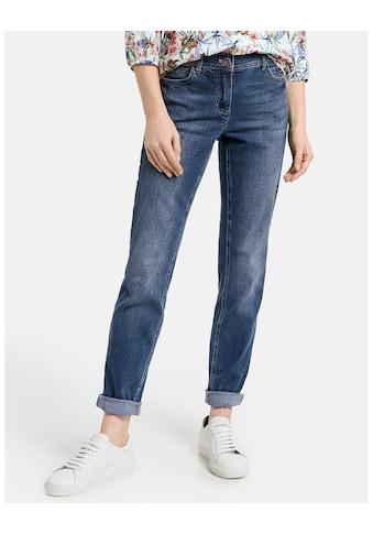 Taifun Straight - Jeans »Jeans Straight TS« kaufen