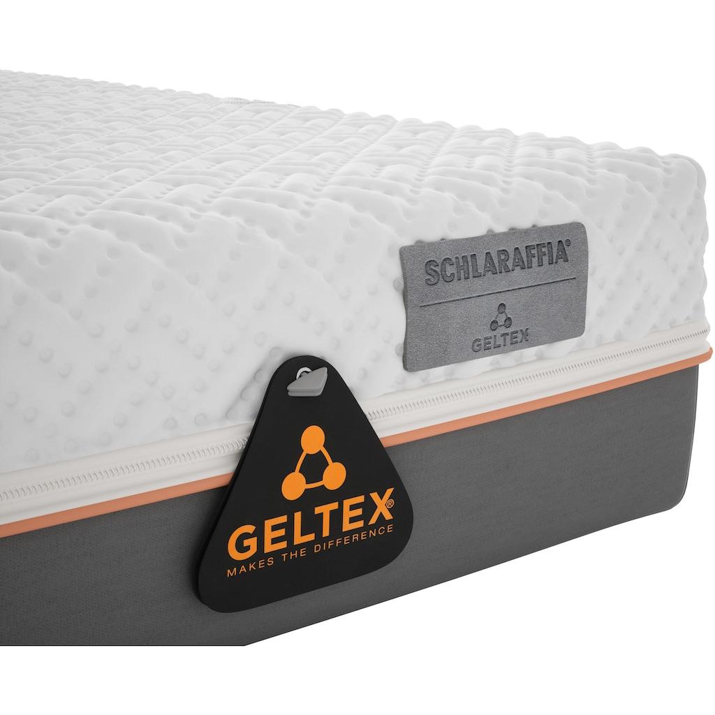 Schlaraffia Gelschaummatratze »GELTEX® Quantum 180«, (1 St.), GELTEX® macht den Unterschied!
