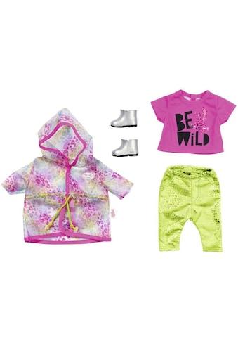 Baby Born Puppenkleidung »Deluxe Trendiges Regenbogen«, (Set) kaufen