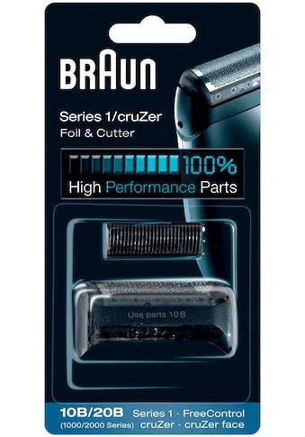 Braun Ersatzscherteil Series 1 10B kaufen