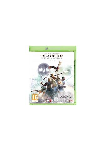 THQ Spiel »Pillars of Eternity 2: Deadfire - Ultimate Edition«, Xbox One, Standard... kaufen