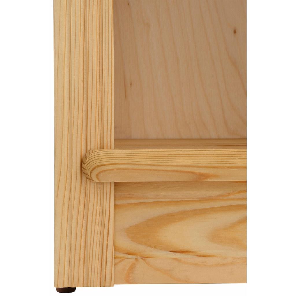 Home affaire Standregal »Soeren Stege«, Maße (B/T/H): 40/29/126 cm