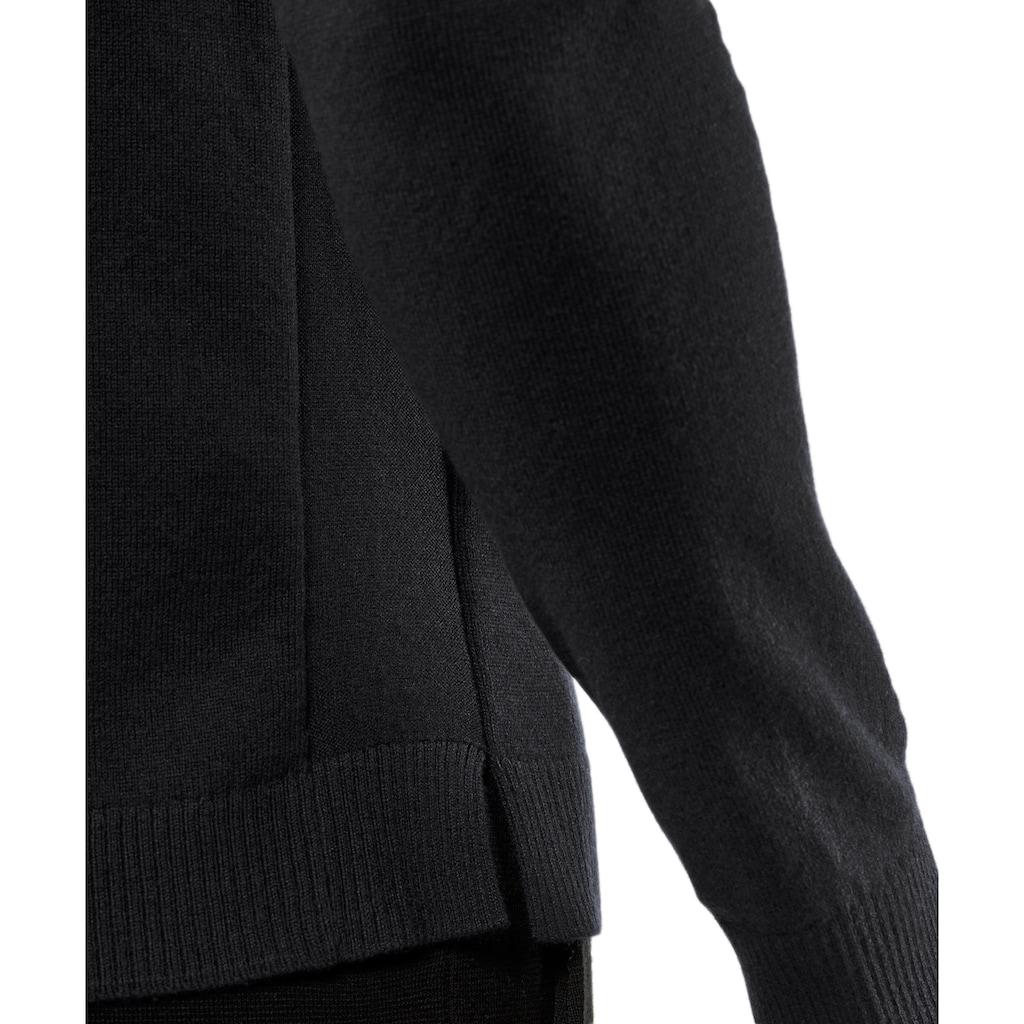 FALKE Trainingspullover »Pullover«, mit Schurwolle und Kaschmir