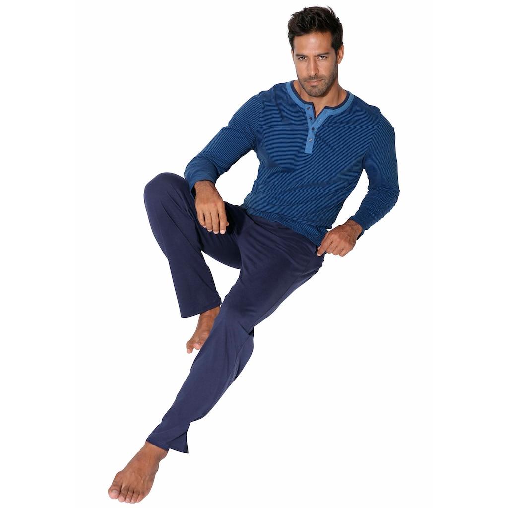 Arizona Pyjama, in langer Form