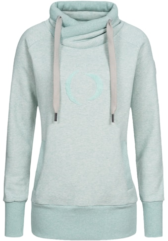 DEPROC Active Kapuzensweatshirt »SWEAT ISLAY WOMEN«, modischer Allover-Print kaufen