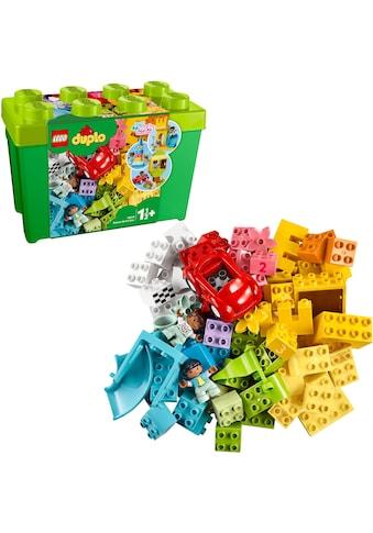 """LEGO® Konstruktionsspielsteine """"Deluxe Steinebox (10914), LEGO® DUPLO® Classic"""", (85 - tlg.) kaufen"""