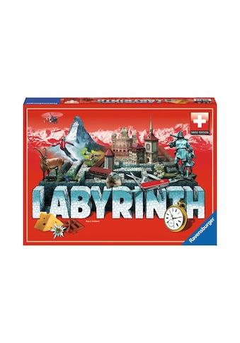Ravensburger Spiel »Labyrinth Swiss Edition« kaufen
