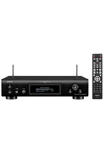 Denon Internet-Radio »DNP-800NE Schwarz«, (Bluetooth Internetradio ) kaufen