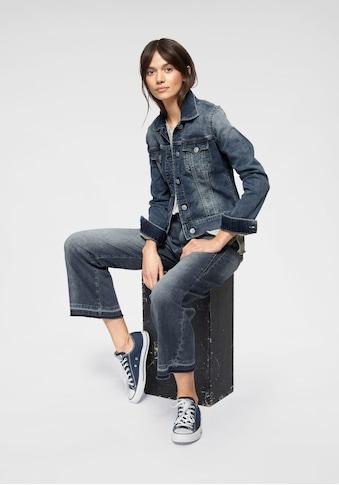 Herrlicher Ankle - Jeans »GILA SAILOR CROPPED« kaufen
