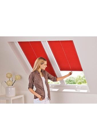 Dachfensterplissee nach Mass, sunlines, verdunkelnd, mit Bohren, verspannt kaufen