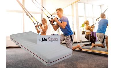 BeSports Komfortschaummatratze »HS Plus 2200«, 22 cm cm hoch, Raumgewicht: 35 kg/m³,... kaufen