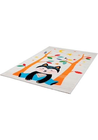 Sanat Kinderteppich »Bambino 2109«, rechteckig, 12 mm Höhe, bunter Kinder Kurzflorteppich kaufen