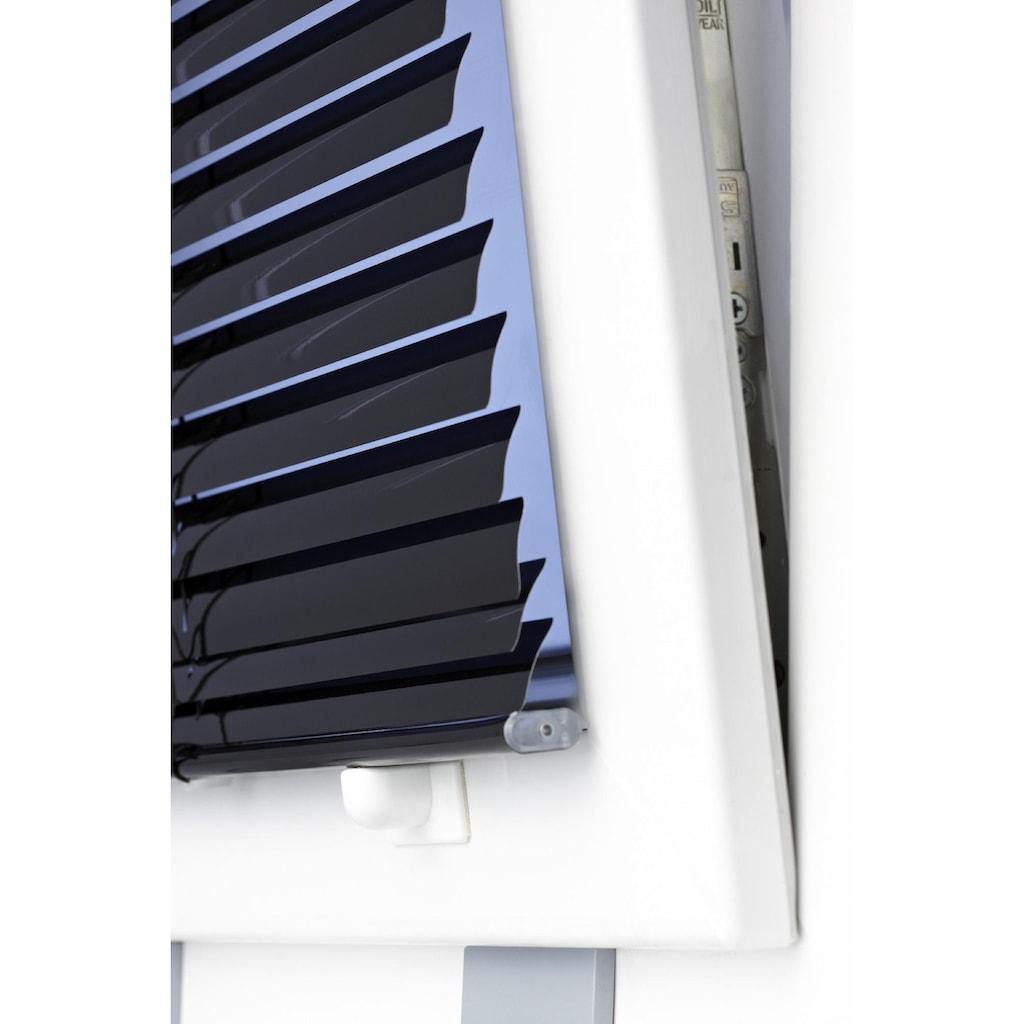 LICHTBLICK ORIGINAL Magnethalter für Sichtschutz, (Set, 2 St.), Plissee und Jalousie