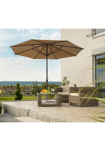 Schneider Schirme Sonnenschirm »Korsika«, ohne Schirmständer kaufen