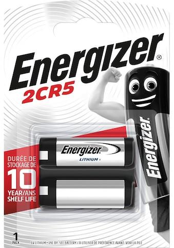 Energizer Batterie »Lithium Foto 2CR5 1 Stück«, 6 V kaufen