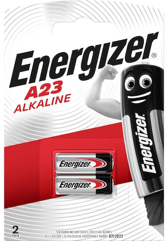 Energizer Batterie »Alkali Mangan A23 2 Stück«, 12 V kaufen
