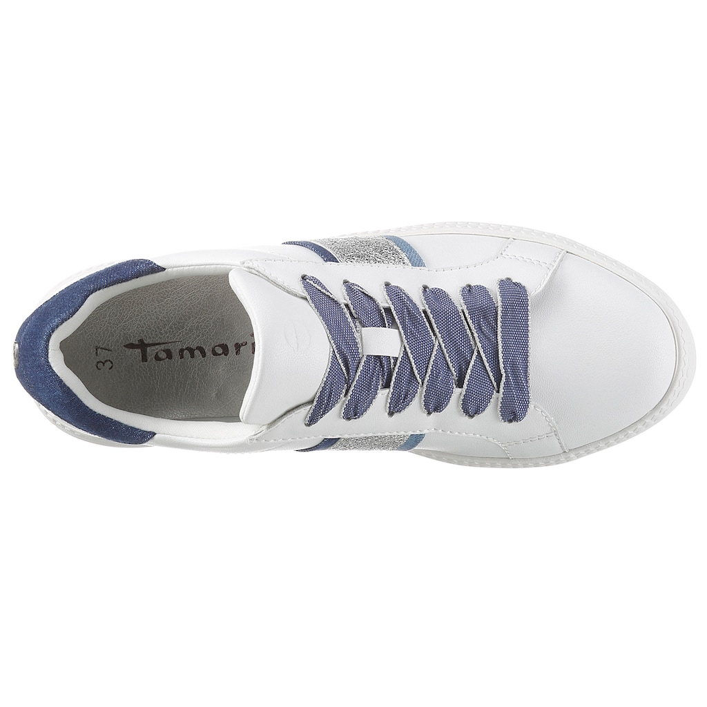 Tamaris Plateausneaker »MILANIA«, mit Touch It-Ausstattung