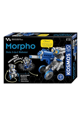 Kosmos Experimentierkasten »Morpho der 3-in-1 Roboter« kaufen