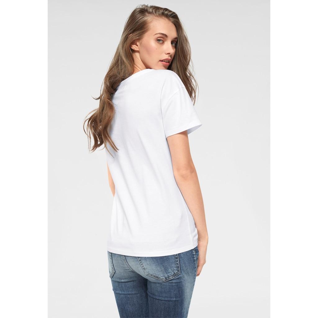 AJC T-Shirt, im trendigen Oversized-Look