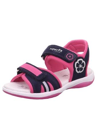 Superfit Sandale »Sunny«, WMS: Weiten-Messsystem: mittel kaufen