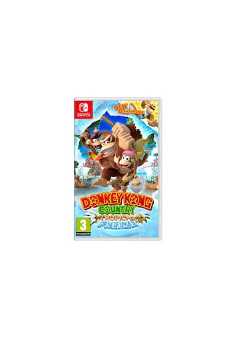 Donkey Kong Country Tropical Freeze, Nintendo kaufen