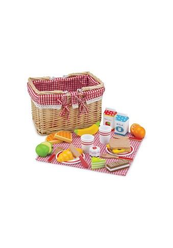 Spiel - Geschirr, New Classic Toys, »Picknick Korb« kaufen