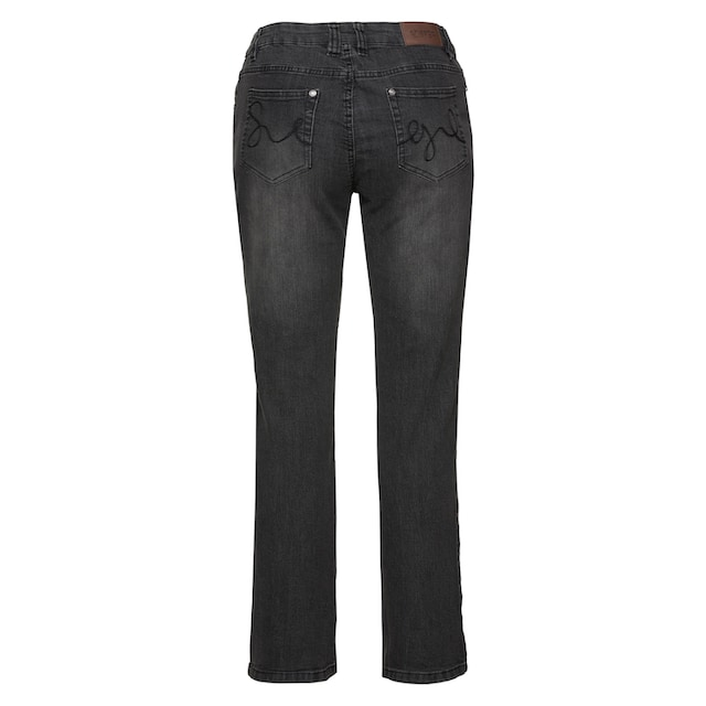 Sheego Bootcut-Jeans