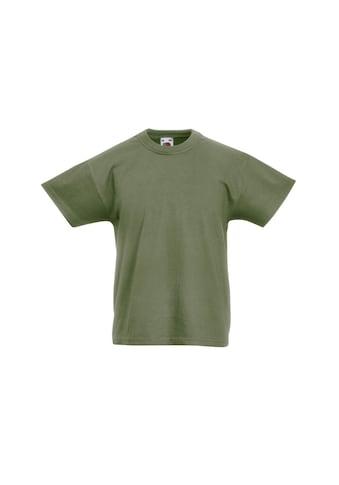 Fruit of the Loom T - Shirt »Kinder Original Kurzarm« kaufen