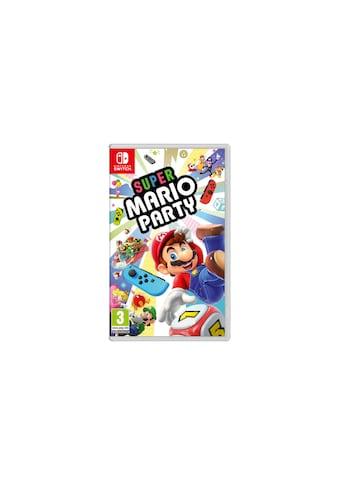 Nintendo Spiel »Super Mario Party«, Nintendo Switch kaufen