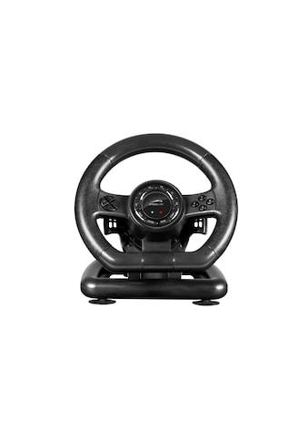 Speedlink Lenkrad »Black Bolt Racing Wheel« kaufen