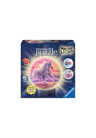 Ravensburger 3D-Puzzle »Pferde am Strand Nachtlicht« kaufen