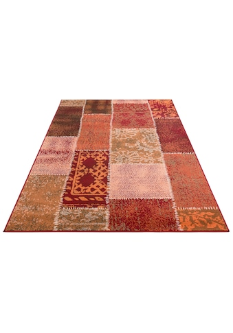 Teppich, »Garry«, Home affaire, rechteckig, Höhe 7 mm, maschinell gewebt kaufen
