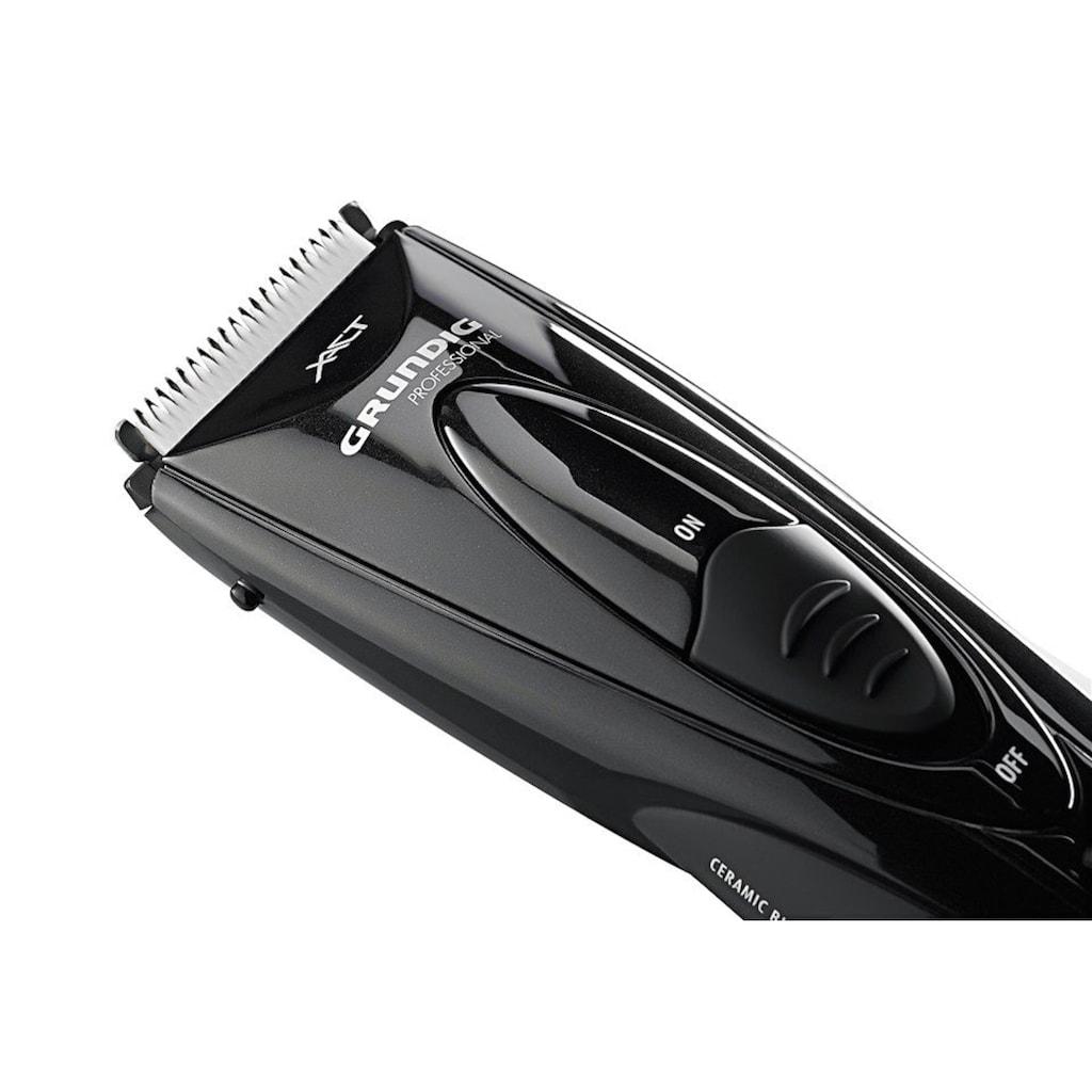 Grundig Haar- und Bartschneider »Wet&Dry MC9542«, 8 Aufsätze, Extra-Aufsatz