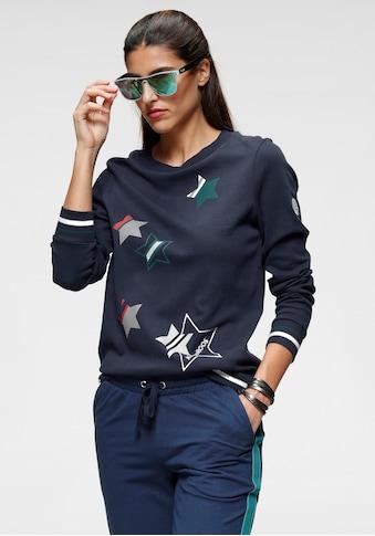KangaROOS Sweater, mit süssen Sternchen-Drucken kaufen