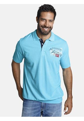Jan Vanderstorm Poloshirt »MILDON« kaufen