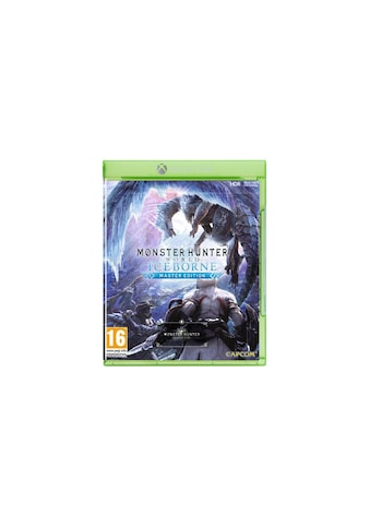 Monster Hunter: World  -  Iceborne Master Edition, Capcom kaufen
